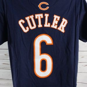 NFL Shirts   Tops - Big 6 Chicago Bears Tee Cutler Youth Medium 10 12 4c88ec8e5